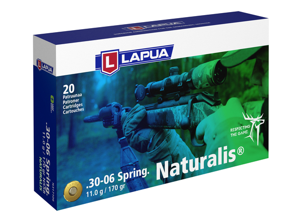 Lapua 308 WIN 11g Naturalis 20 ptr